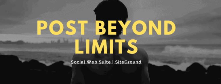 Social Web Suite: The Best Auto Post To Social Media in 2021